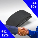 REVCUT Blue Velstick Sanding Sheet 70x420 14H (Pack 50)