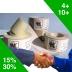 Indasa Redline Discs 150mm NH vel back - Pack 50 buy