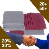 Indasa SCM Webpads 150x230