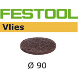 FESTOOL Vlies 90mm StickFix Discs (box 10)
