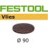 FESTOOL Vlies 90mm StickFix Discs (box 10)