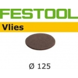 FESTOOL Vlies 125mm Stickfix Discs (box 5)