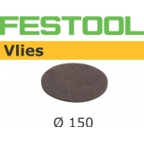 FESTOOL Vlies 150mm Stickfix Discs (box 5)