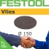 FESTOOL Platin 2 150mm StickFix Discs (box 15)
