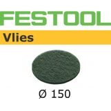 Festool Sanding Vlies STF 150mm Green for Oil system (pkt 10)