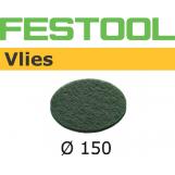 Festool Sanding Vlies STF 150mm Green for Oil system (pkt 10)