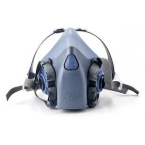 3M™ Premium Half Face Respirator 7502, Medium