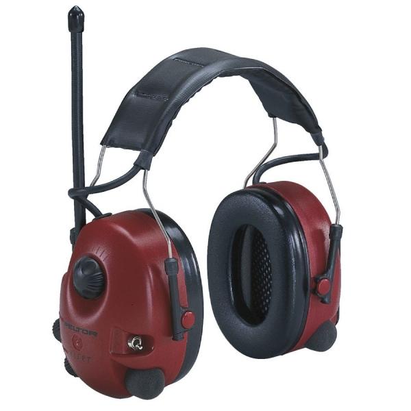 Ear Muffs : 3M™ Peltor™ M2RX7A 290 Worktunes Plus Headset