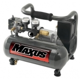 CAMPBELL HAUSFELD Maxus Compressor 0.5HP 4ltr Oil Free