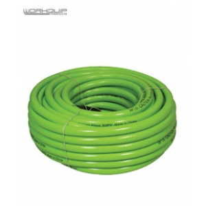 WORKQUIP 10mm X 30 metre AIR HOSE FITTED