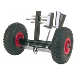 Virutex Clamping support with wheels SPR770T