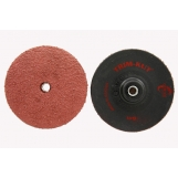 GEMTEX TRIM KUT DISC COARSE P36 3inch / Box of 25