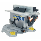 Virutex Tiltable mitre saw (Ø 300 mm) with upper table TM33W
