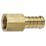 "JAMEC PEM Barb Hose Tailpiece - Male 6TF4 1/4"" BSP"