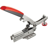 BESSEY Horizontal toggle clamp with open arm and horizontal base plate STC-HH