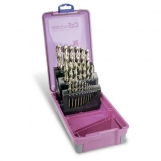 Bordo 2011-M3 COBOLT 25 Piece Drill Set 1-13mm