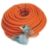 Premium EXTENSION LEAD -15m Heavy Duty 15amp lead with 10amp Moulded plug