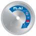 FLAI TYPE N ALUMINIUM SAW BLADE Z108T-350MM