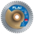 FLAI MUSTANG SAW BLADE Z50T-254MM
