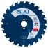 FLAI Z SERIES SAW BLADE G12 COMBINATION Z24T-180MM