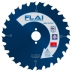 FLAI Z SERIES SAW BLADE G30 COMBINATION Z48T-300MM