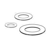 JAMEC PEM Flat Steel Washers - 650 Piece
