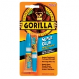 GORILLA GLUE Super Glue 2 x 3g Tube