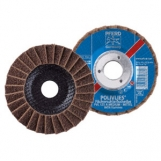 PFERD 125mm x 22mm POLIVLIES SURFACE CONDITIONING FLAP DISCS PVL 125 A