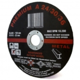Premium Abrasives METAL CUTTING WHEELS For Angle Grinders (box)