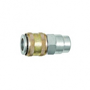 "JAMEC PEM High Volume ""Nitto Style"" One Touch Couplings 250F4 1/4"" BSP Female"