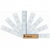 NOBEX Octo 200 Precision Folding Mitre Square 200mm