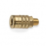"JAMEC PEM Pem Standard Couplings Male 1/4"" BSP"