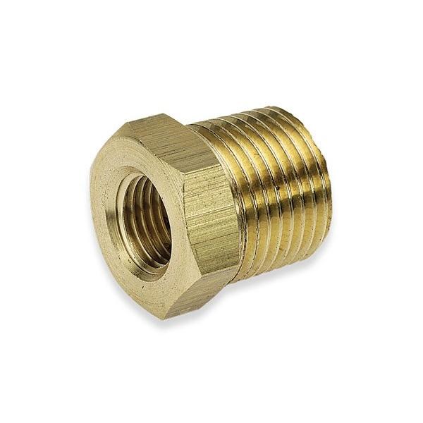 Turned brass fittings jamec pem reducing bush rb