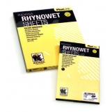 Indasa Rhynowet W&D black sanding sheets 115X140 - Pack 50