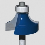 """FLAI Router Bit 1/2""""-Rounding Over R=12.7"""