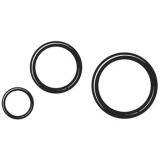 JAMEC PEM Rubber O Rings - 810 Piece