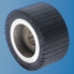 Northern 25.4mm (diam) x 25.4mm (wide) x 6.4mm Screw Expanding Rubber Mandrel Spindle
