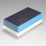 Sia Adustable Curve Velcro Sanding Block 70x400 (Dust Ext)