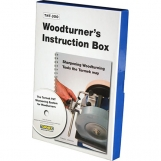 TORMEK Woodturner's Instruction Box TNT-300