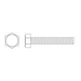 JAMEC PEM U.N.C - Hi-Tensile Bolt & Nuts - 210 Piece (Coarse Thread)