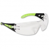 Uvex Pheos Safety Spectacles - Clear Lens