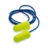 Uvex X-fit Foam Earplugs corded (box 100 pair)