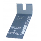 WSE Blade T1 Universal BiMetal 52x29mm-5pck