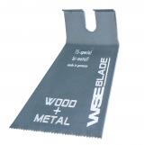 WSE Blade T5 Universal Taper BiMetal 52x50mm-5pck