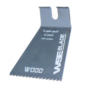 WSE Blade T6 Japan Taper BiMetal 52x50mm-5pck