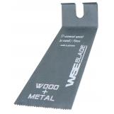 WSE Blade T7 Universal Long Taper BiMetal 70x40mm