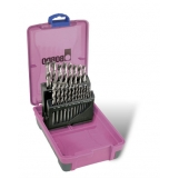 Bordo 2010-F2 COBOLT 21 Piece Drill Set 1/16 - 3/8