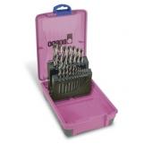 Bordo 2011-M2 COBOLT 19 Piece Drill Set 1-10mm