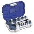 Bordo 7010-S3 Hole Saw kit- Plumbers Pipe set