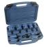 Bordo 7030-S1 Hole Saw Kit- Power Hex Tradesman's Set